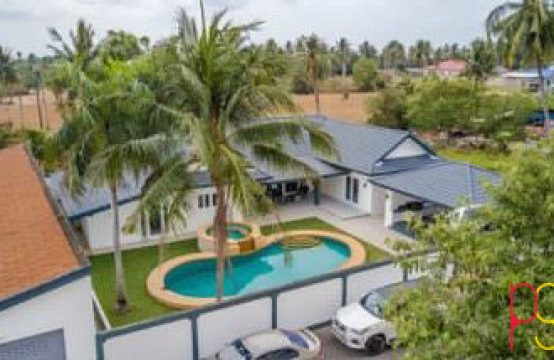 House for Sale Single house Pong District, Pattaya