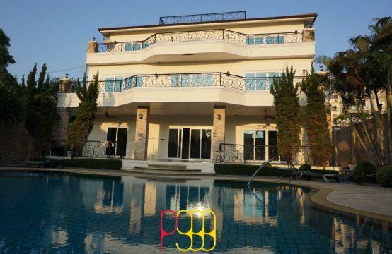 House for Sale Single house Pratumnak Hill