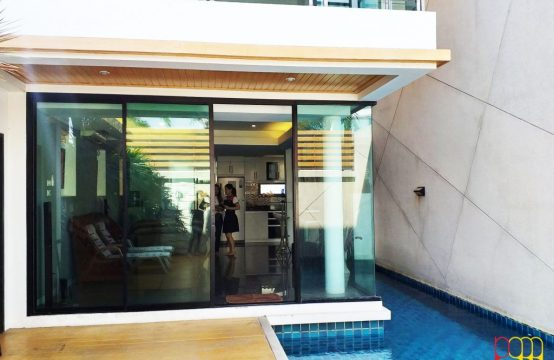 House for Rent 1day Tropical Pool Villa Pattaya